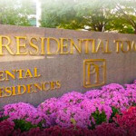 Pres Towers Monument Sign