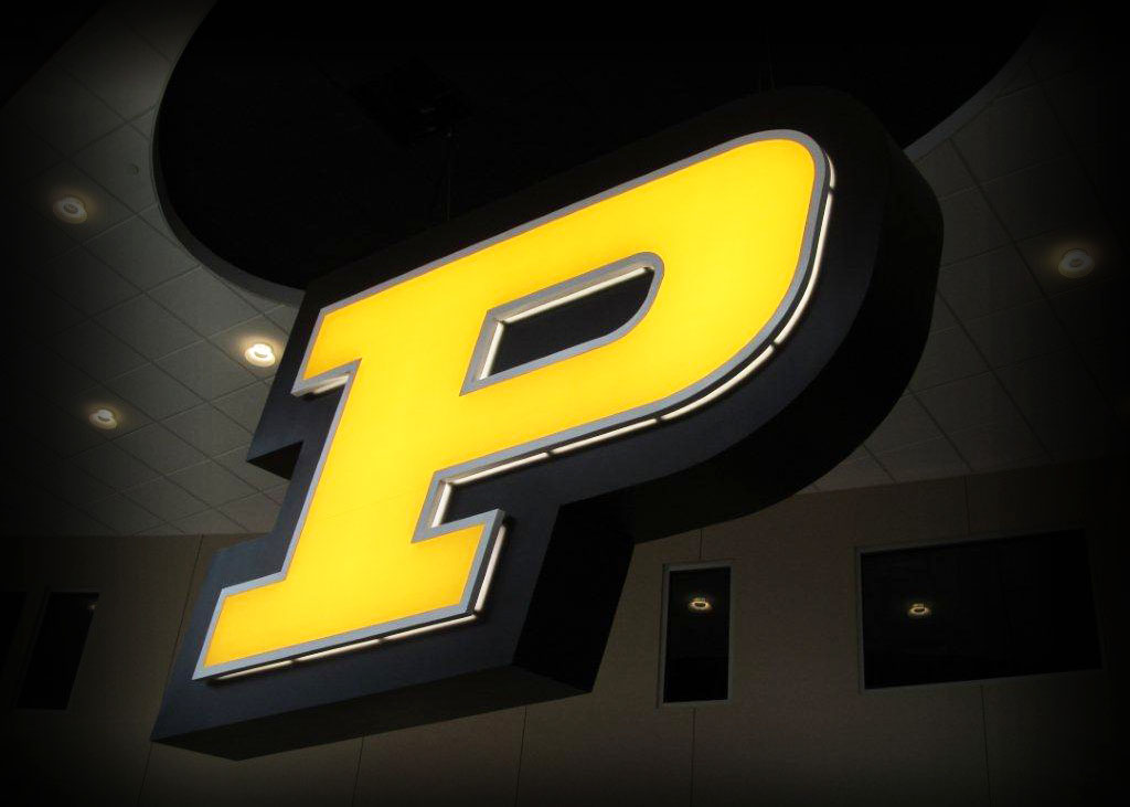 Purdue BBall Interior